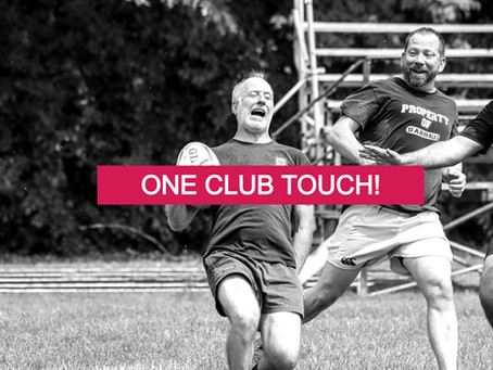 ONE CLUB FALL TOUCH!