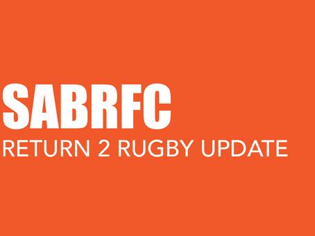 SABRFC R2R ORANGE UPDATE
