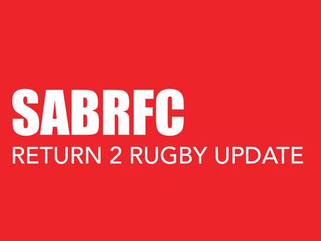 SABRFC R2R RED UPDATE