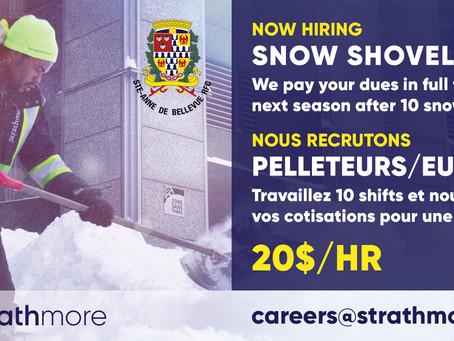 SAB Rugger Job Opportunity!