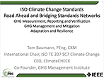 Report Cover ISO CC Standards Road Ahead