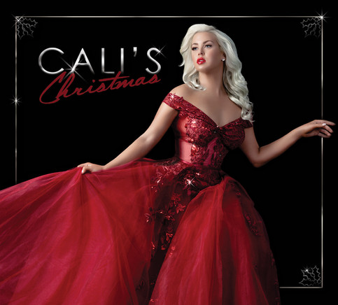 """Cali's Christmas"" Album release on Thanksgiving Day 2017!"