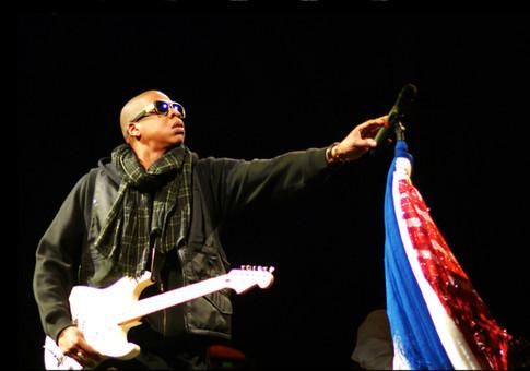Jay Z at Glastonbury