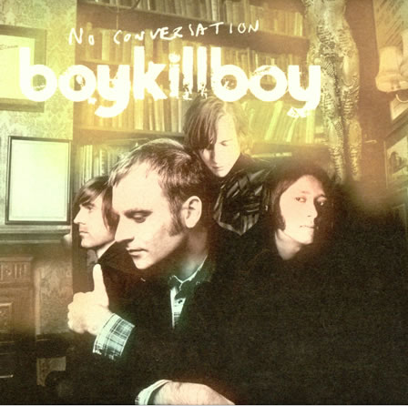 "Boy Kill Boy 7"" Album Cover Photo"