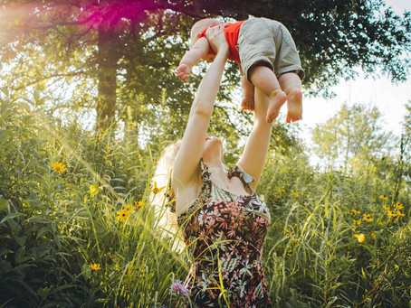 Your postnatal strength is so important for your mental health