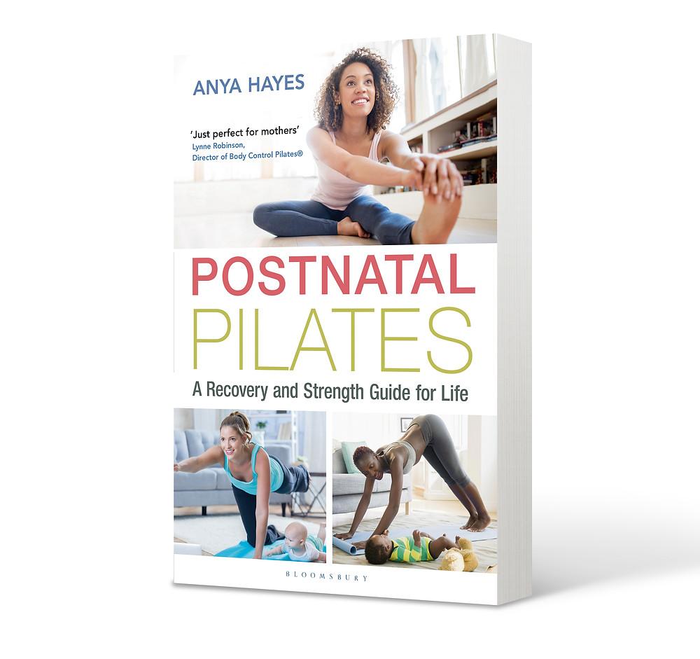 Postnatal Pilates packshot
