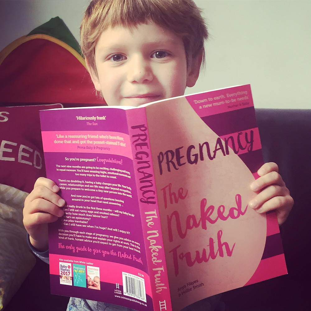 Pregnancy The Naked Truth by Anya Hayes