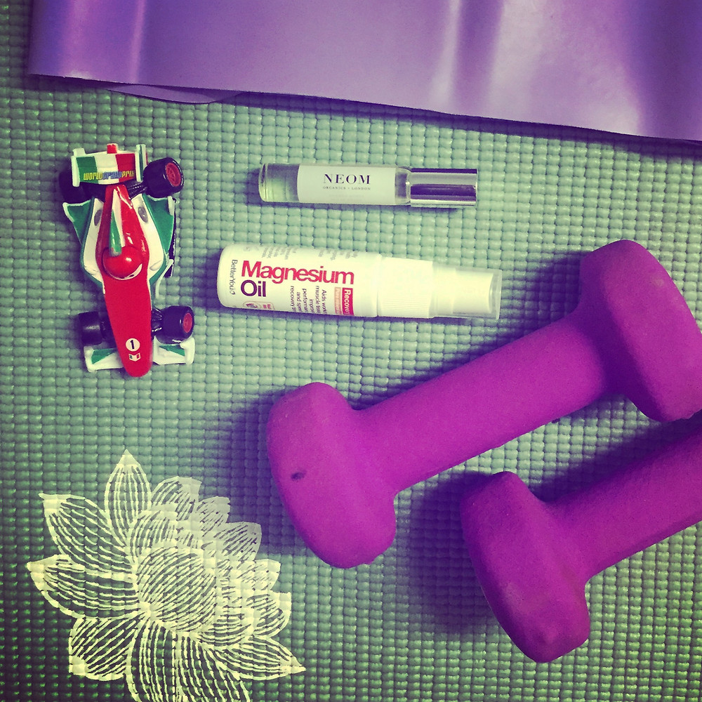 Exercise as a mum