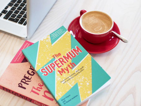The Supermum Myth – how to overcome anxiety, ditch guilt and embrace imperfection
