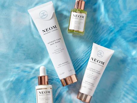 Get up and Glow – Neom Organics Skincare range