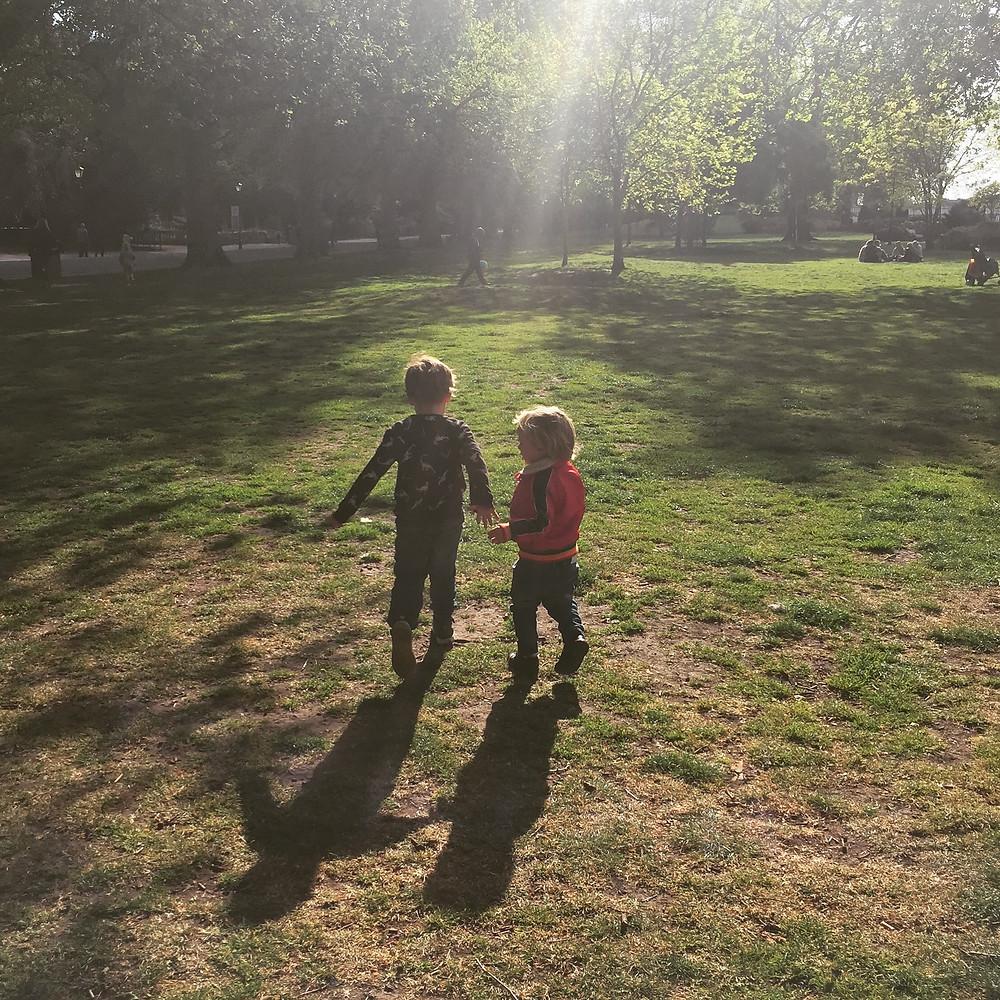 Anya Hayes mindfulness for motherhood