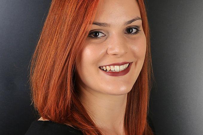 Giulia Kurer Trend Werkstatt Oberegg, Coiffeuse