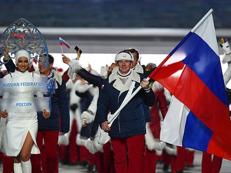 Церемония открытия XXII Олимпийских игр в Сочи