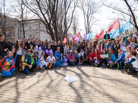 Социально – значимая акция «Москва – город Сирени»