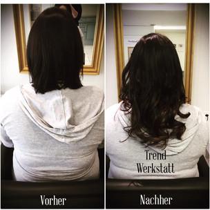 Haarverlängerung von der Marke Great Lenghts