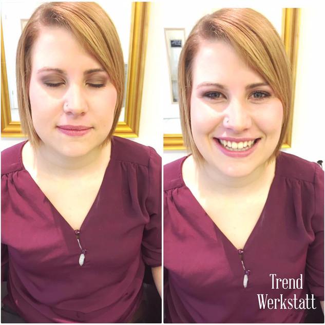 Dezentes Tages-Make Up