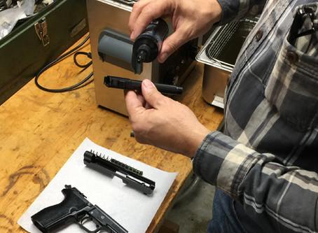 Ultrasonic Gun Cleaning Tips