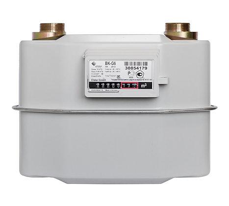 Счетчики газа с механической термокомпенсацией ВК-G4T, BK-G6T, BK-G10T