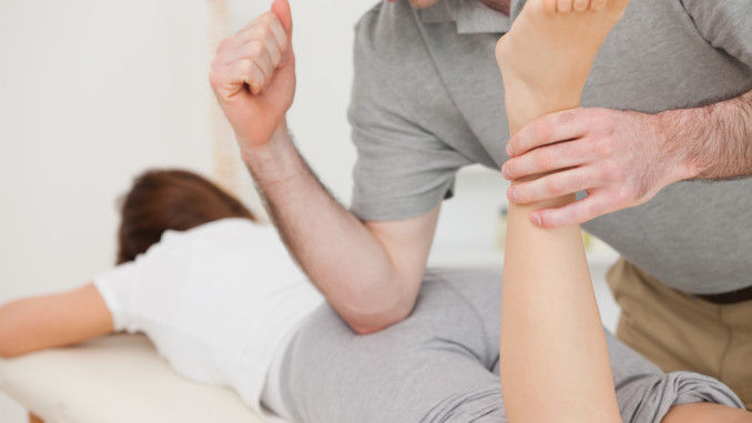 Deep Tissue Trigger Point Therapy