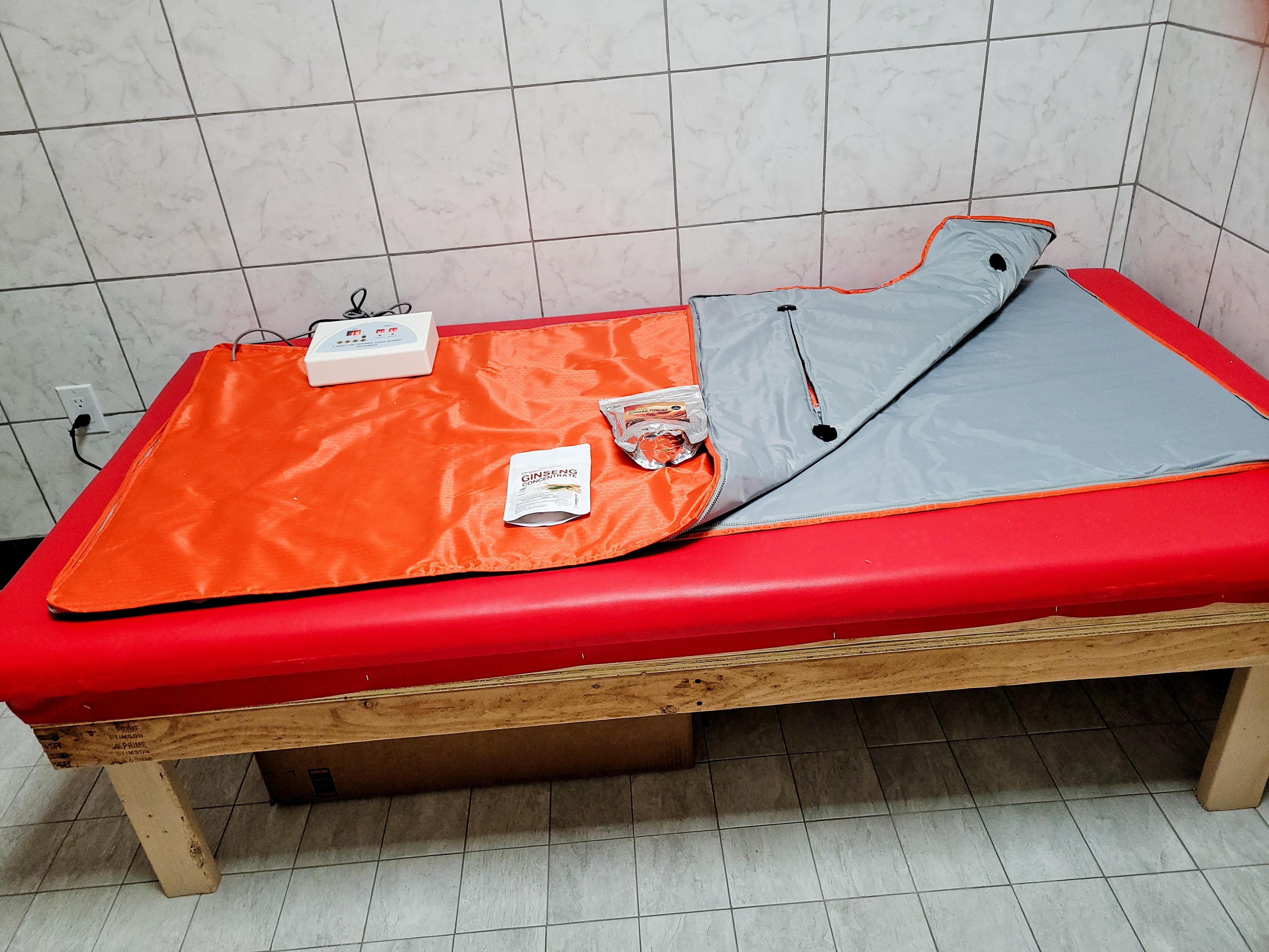 Far Infrared Sauna Blanket and Wrap