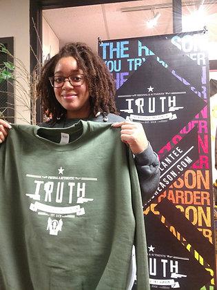 TRUTH Sweatshirt for Women