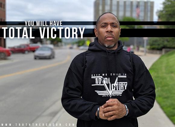 Total Victory Hoodie for Men