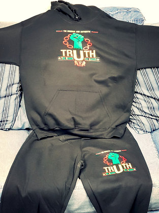 TRUTH Jogging Suit - BHM