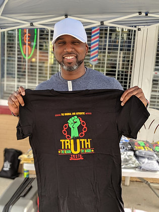 TRUTH Men's Black History Month Shirt