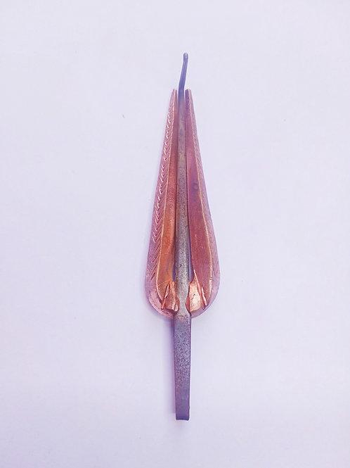 bhagvana copper Afghani Sharp morchang ,jews harp ,mouth harp , morsing