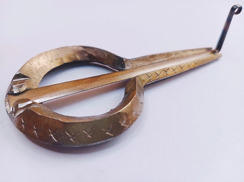 Handmade Indian Tailless Morchang, Handmade Indian Music Instrument, Handcrafted