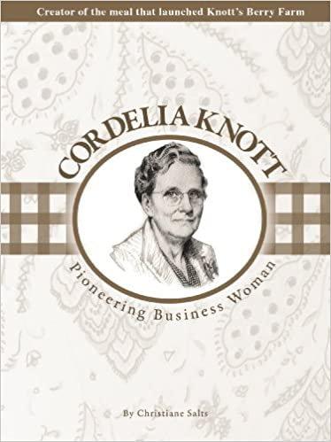 Life of Cordelia Knott By Christiane Salts