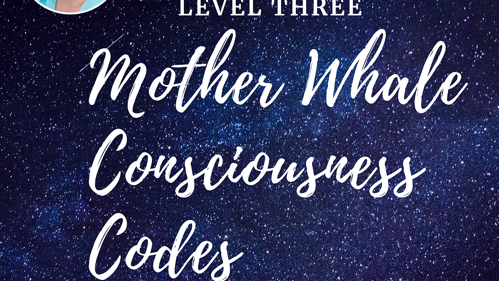 The Mother Whale Consciousness Codes