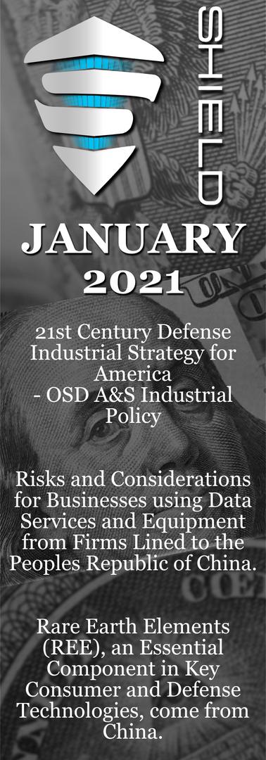 National Security Letter Jan 2021