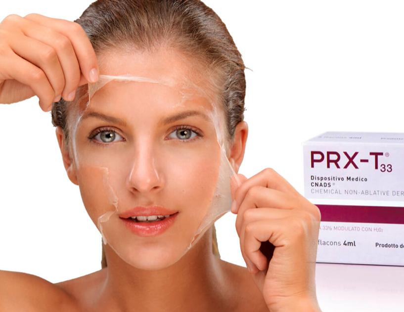 Peeling PRX T33