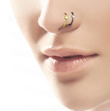 Piercing Nase
