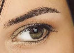 Augenzonenbehandlung