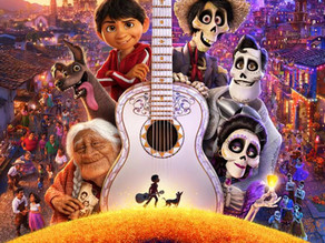 An amazing movie...Coco