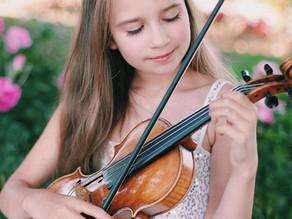 Violin and pop music: The delightful Karolina Protsenko