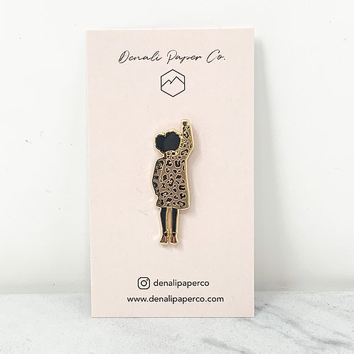 Future is Female Enamel Pins