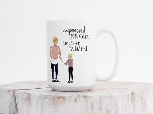 Empowered Women Mug