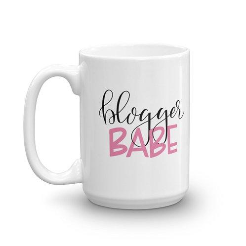 Blogger Babe Mug