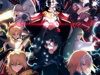 #NEWS - Fate/Grand Order Final Singularity - Grand Temple of Time: Solomon Trailer do filme