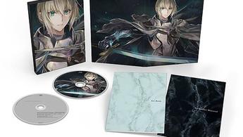 Shinsei Entaku Ryouiki Camelot 1 - Wandering; Agateram Blu-Ray ???