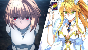 #57 - Tsukihime Remake OP 1 e 2 / FGO Material 9