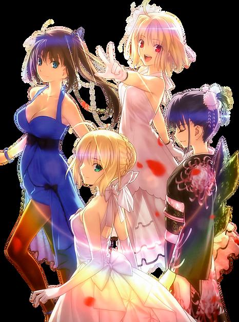 typemoon_girls_render_by_mikel_kun_d5wkw