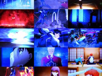 Primeiras imagens do novo Fate/Stay Night