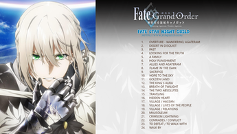 #50 - FGO Shinsei Entaku Ryouiki Camelot 1 - Wandering; Agateram OST adicionado