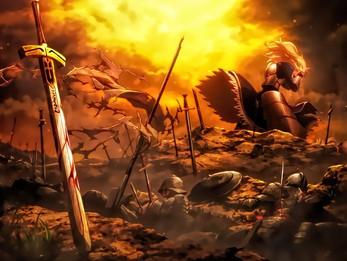 """#15 - Fate/Zero Blu Ray 1080p -   """"EDIT 01"""""""