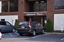 Fanwood Office Back Entrance
