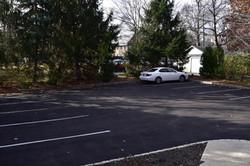 Westfield Office Parking Lot